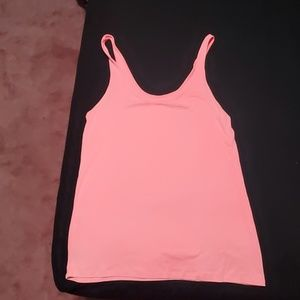 Old navy tank/camo neon pink size XXL